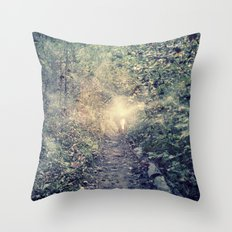 we must protect the light Throw Pillow