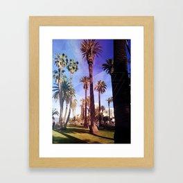 Sky High Framed Art Print