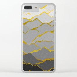 Kintsugi Clear iPhone Case