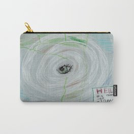 Introducing Irma Carry-All Pouch