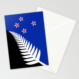 NZ flag (that nearly made it) 2016 Stationery Cards