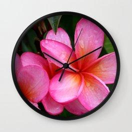 Summer Essence Wall Clock