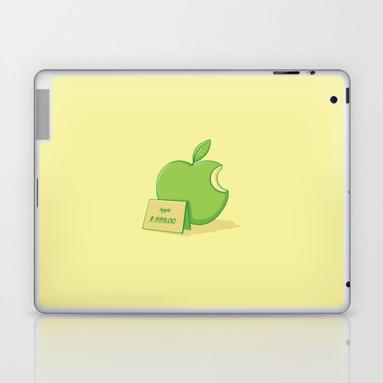 Marketing power Laptop & iPad Skin