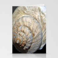 shell Stationery Cards featuring Shell by Brian Raggatt