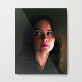 Root - Person of Interest Metal Print