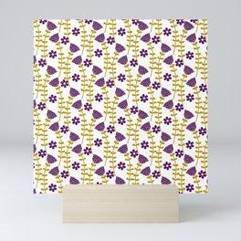 Pattern 92 Mini Art Print