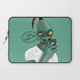 Modern Day Abe Laptop Sleeve