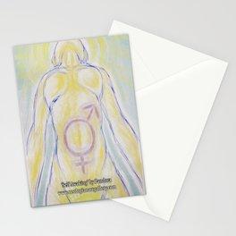 Self Awakening by Pandora Stationery Cards