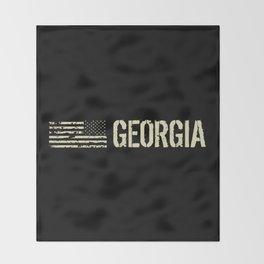Black Flag: Georgia Throw Blanket