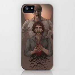Hannibal - Halloween iPhone Case