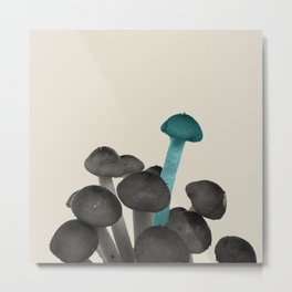 Stand out from the crowd. Metal Print
