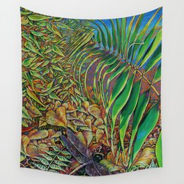 Dragonfly Wall Tapestry