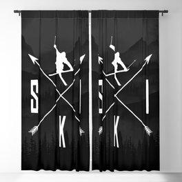 SKI Blackout Curtain