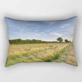 Field of Barley Rectangular Pillow