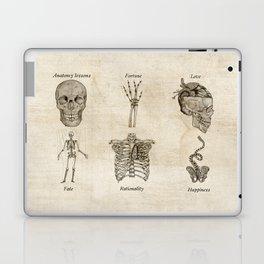 Anatomy lessons Laptop & iPad Skin