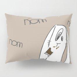 Nom, nom, nom #2 Pillow Sham
