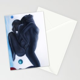 Black Love Stationery Cards