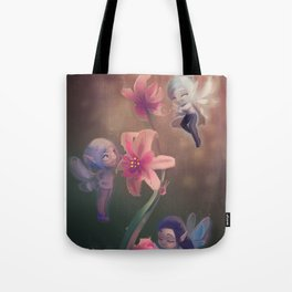 Fairy Dew Tote Bag