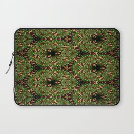 Concave Stature Pattern 8 Laptop Sleeve