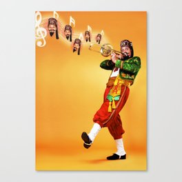 Magic Shriner Canvas Print