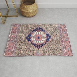 Bijar Kurdish Northwest Persian Carpet Print Rug