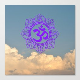 Namaste Creative Canvas Print