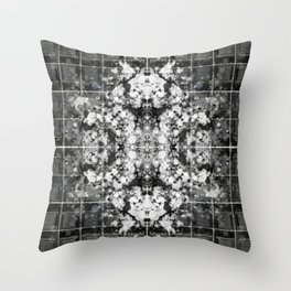 Sentimental Static Abstraction No. 685 Throw Pillow