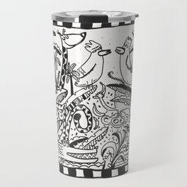 It's a jungle Travel Mug