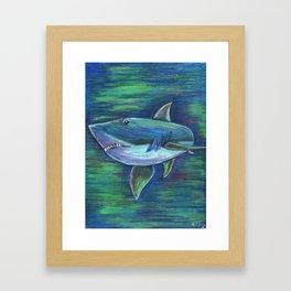 Bright Waters Framed Art Print