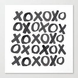xox Canvas Print