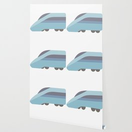 Speed Train Icon Emoji Wallpaper