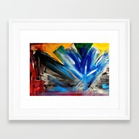 focus Framed Art Prints featuring Focus by RvHART