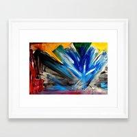 focus Framed Art Prints featuring Focus by RvHART