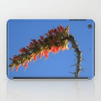 hook iPad Cases featuring Ocotillo Hook by Mae2Designs