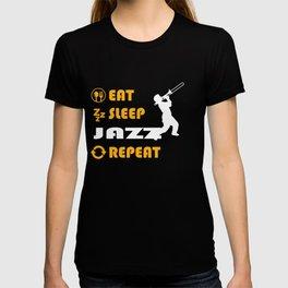 Jazz Graphic Tee T-shirt