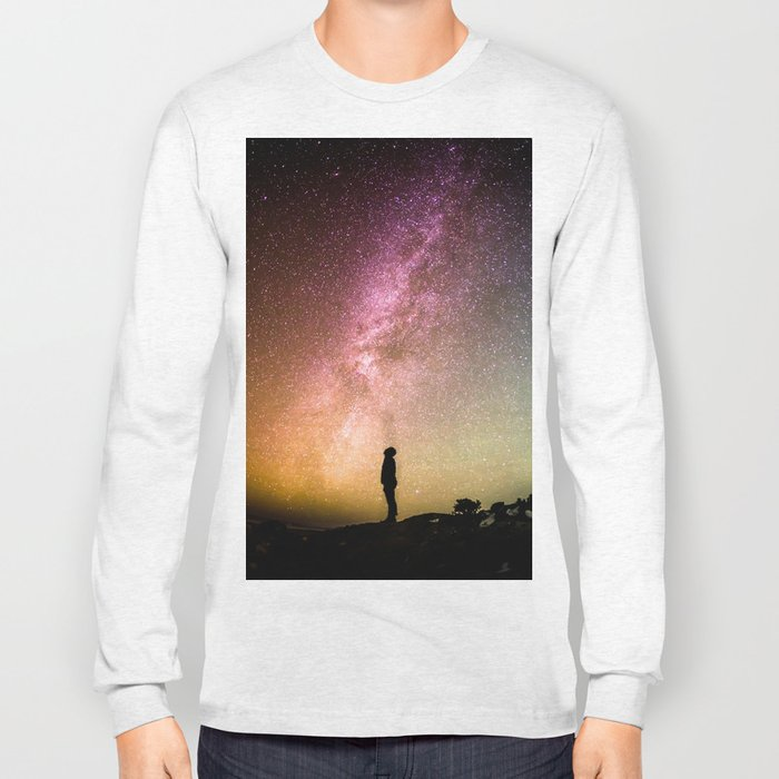 Me against the universe Long Sleeve T-shirt