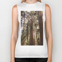 Sequoia National Park XIV Biker Tank