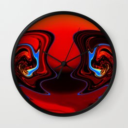 Clear Expression Wall Clock