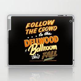 Dellwood Ballroom Laptop & iPad Skin