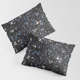 Galaxy Glitter Pillow Sham