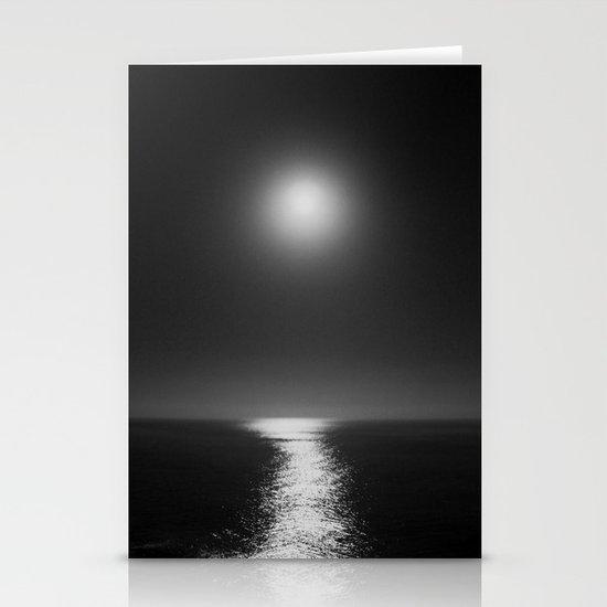 Moonlight Mist Stationery Cards
