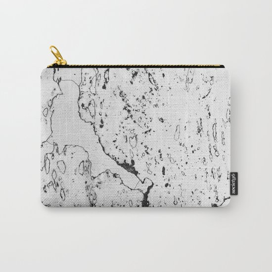 Speckled Marble Carry-All Pouch
