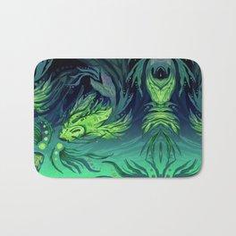 Rainforest Koi Sea Bath Mat