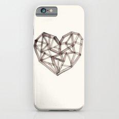 Wooden Heart iPhone 6s Slim Case
