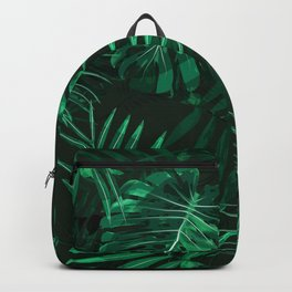 Jungle Background Design Backpack