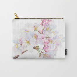 Someiyoshino Sakura Cherry Blossoms Carry-All Pouch