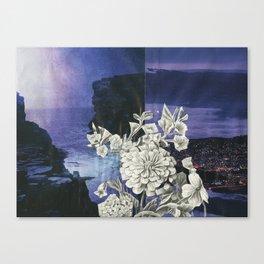 My Heart as a Landscape Canvas Print