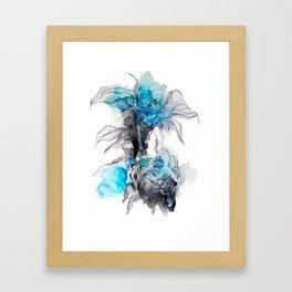 nature inachevee Framed Art Print