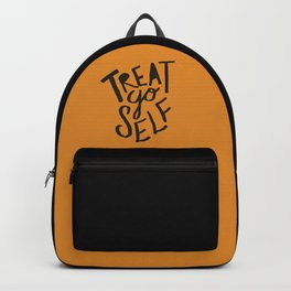 Halloween Treat Yo Self Backpack
