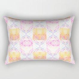 BeBaBaDoFoGa (Bark Splash) Rectangular Pillow